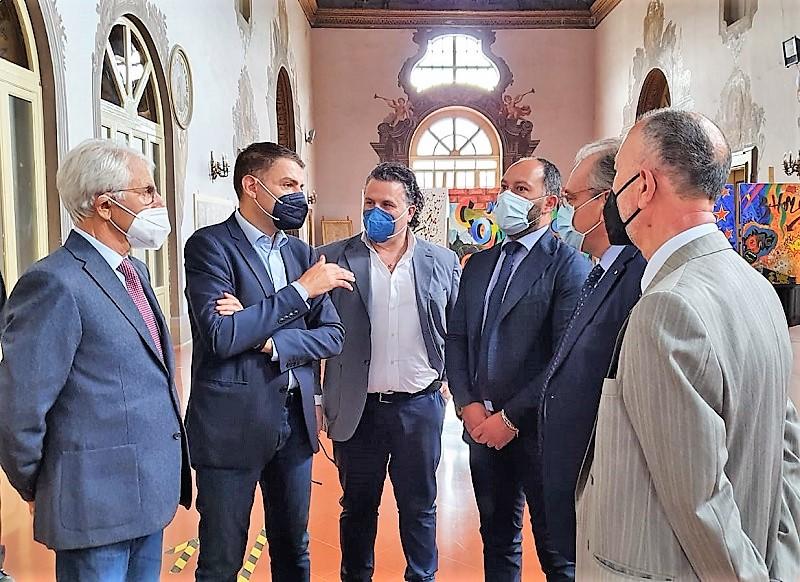 %name AL GIORDANO BRUNO VISITA DELLE ISTITUZIONI IN OCCASIONE DELLA PREMIAZIONE DEGLI STUDENTI