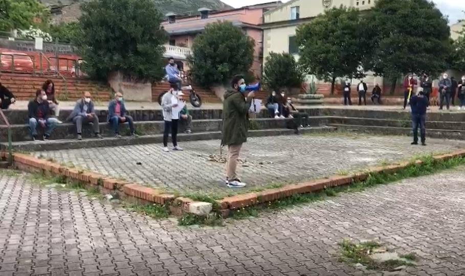 frattari VIDEO  RITORNO DELLA DEMOCRAZIA NELLAGORÀ SUPPA DI TUORO