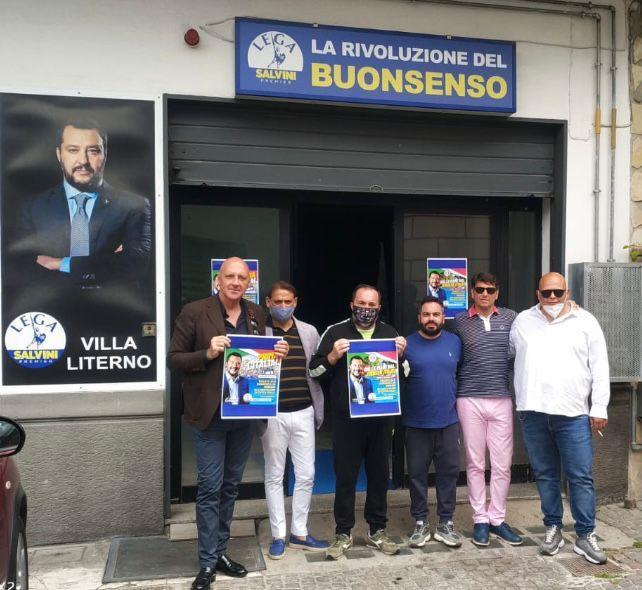 %name ESALTANTE FINE SETTIMANA DELLA LEGA SUL TERRITORIO DELLA PROVINCIA DI CASERTA