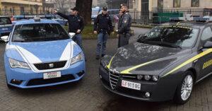 polizia e guardia di finanza 1 300x157 ILLECITI NEI CENTRI DI ACCOGLIENZA TRA FROSINONE E CASERTA, BECCATI IN OTTO