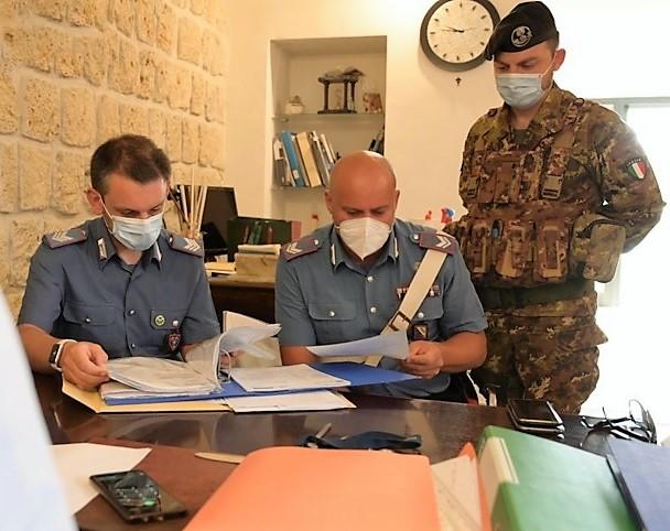 2 5 'ACTION DAY' INTERFORZE NELLA 'TERRA DEI FUOCHI': SMALTIMENTO ILLECITO DI RIFIUTI A NAPOLI E MADDALONI