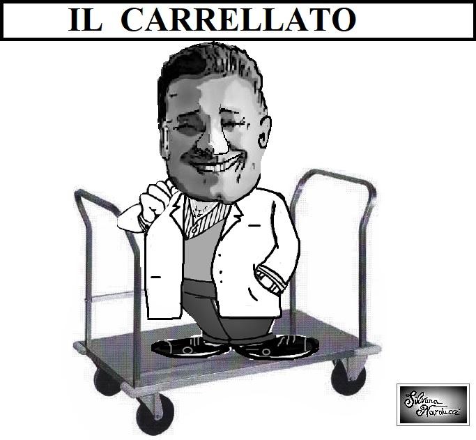 IL CARRELLATO OSPEDALE, OPSOS…L'UOMO CHE PARLAVA AI CARRELLI