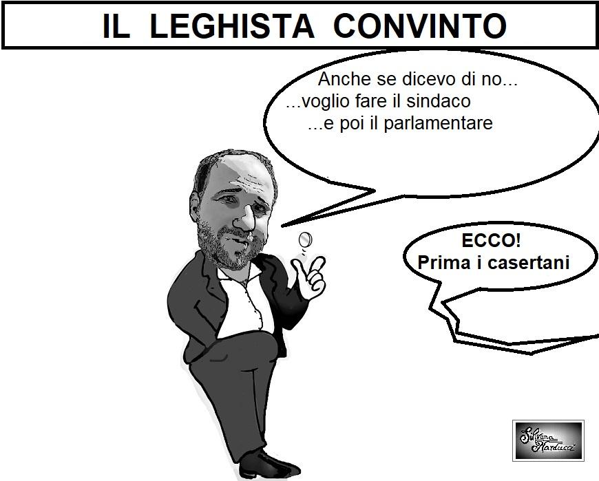 LEGHISTA CONVINTO CAMPIONI DI BASKET TRA POLITICA & DUBBI