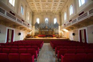 La Sala Accademica del Conservatorio 300x199 ROMA, GIORNATA INTERNAZIONALE MUSICA AL CONSERVATORIO SANTA CECILIA