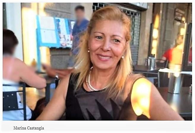 Marina Castangia SCOMPARSA DI MARINA CASTANGIA: L'INTERVISTA DEL COMPAGNO A PAOLA GRAUSO