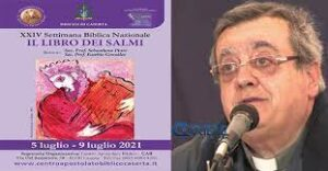 Valentino Picazio 300x156 PRESENTATO IL LIBRO DEI SAMI PER LA SETTIMANA BIBLICA NAZIONALE