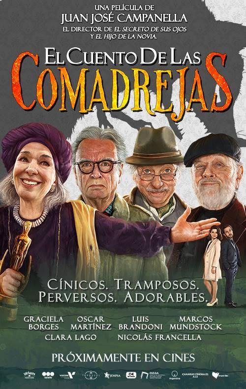 il film argentino El cuento de las comadrejas inaugura la IX edizione di Scoprir A ROMA LA IX EDIZIONE DI SCOPRIR, MOSTRA DEL CINEMA IBEROAMERICANO