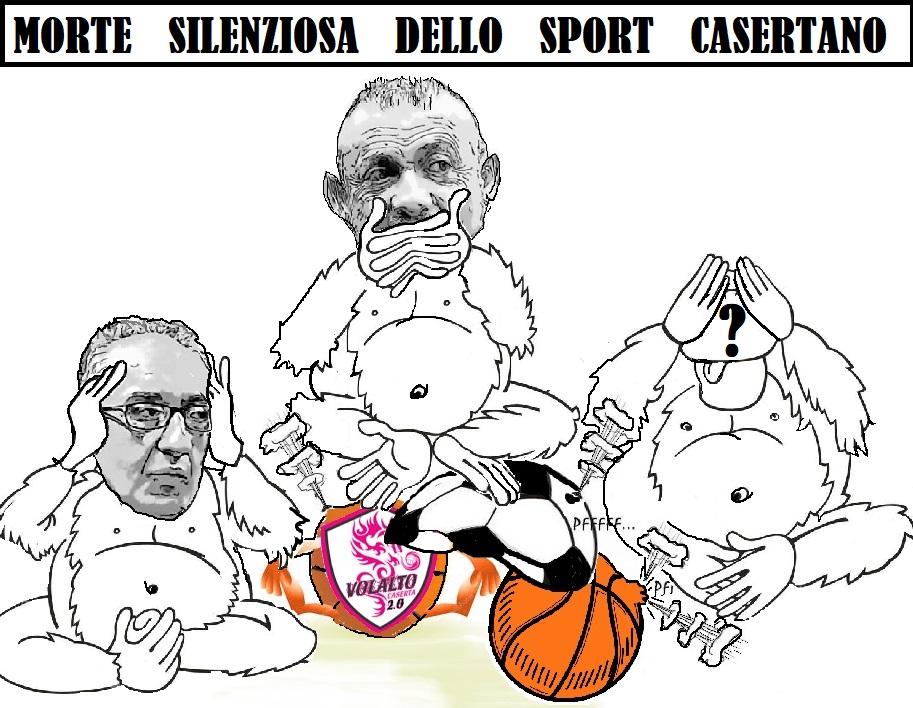 morte sport 1 LA VIGNETTA DEL GIORNO...