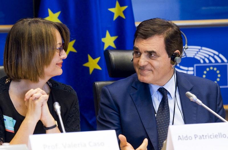"""patriciello PNRR, BRUXELLES PROMUOVE L'ITALIA. PATRICIELLO: """"RIPARTIRE DAL MEZZOGIORNO"""""""