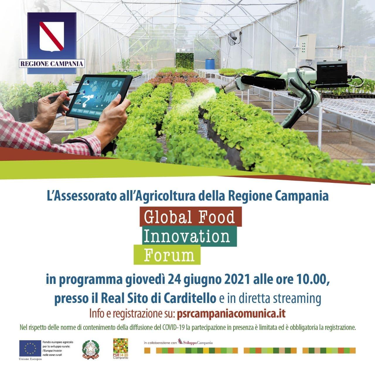 photo 2021 06 21 13 37 43 GLOBAL FOOD INNOVATION FORUM, NASCE LA PRIMA COMUNITA' DI PRATICA AGRIFOOD