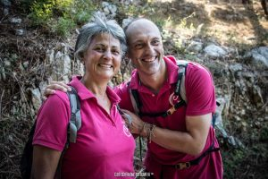 Foto Michele ed Emilia 1 300x200 AL TERMINE IL VIAGGIO DI MICHELE CASAPULLA, TRAPIANTATO DA 1200 CHILOMETRI IN 55 GIORNI