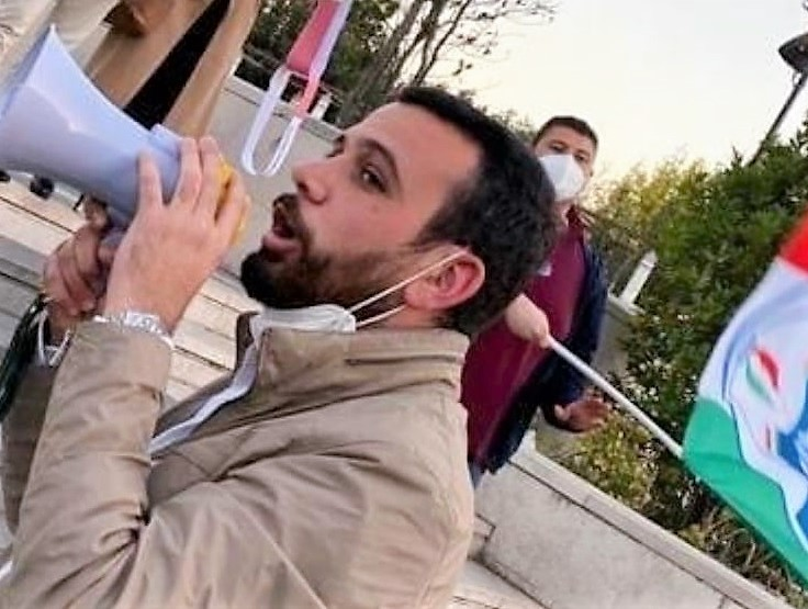 """Giuseppe Veneziano fdi casaluce ELEZIONI A CASALUCE, ACCORDO TRA IL MOVIMENTO """"AGIRE"""" E FRATELLI D'ITALIA"""