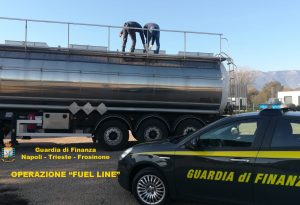 Operazione Fuel Line 1 300x205 OPERAZIONE FUEL LINE, 24 MILIONI DI SEQUESTRI TRA CAMPANIA E LAZIO