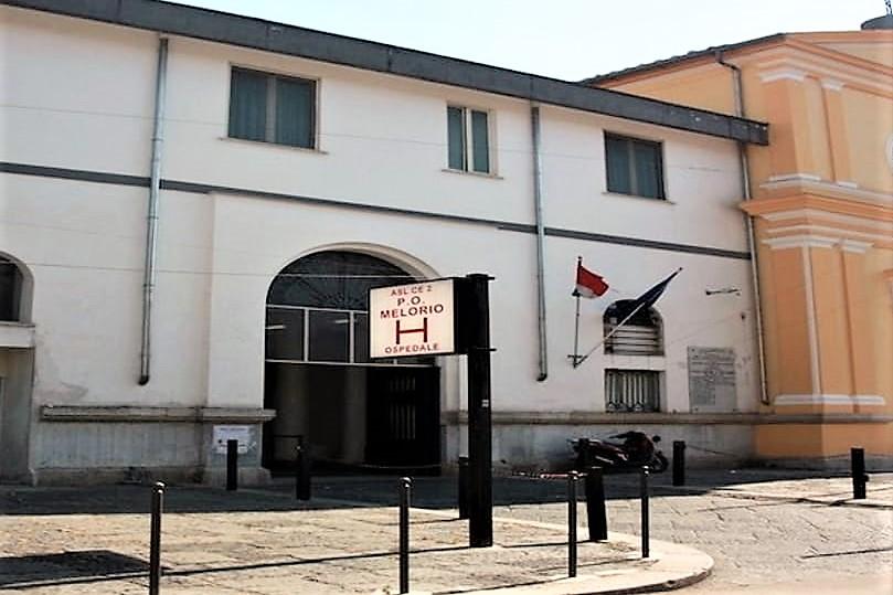 """Ospedale Melorio 2 OSPEDALE MELORIO, IL DS COLACCIO RIAPRE """"LE DEGENZE"""" … E CHE VOR DI?"""