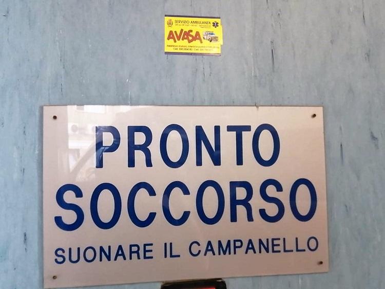 %name OSPEDALE SAN ROCCO, TRA SOSPETTI, DISSERVIZI & PUBBLICITÀ