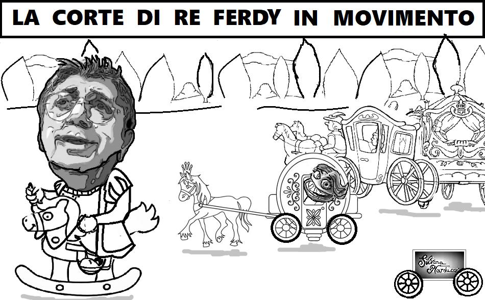 RE FERDY ASL, LA RICETTA DEL DG: INCARICHI SU MISURA? BASTA CAMBIARE IL REGOLAMENTO!