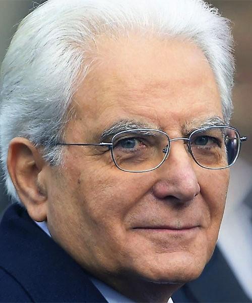 Sergio Mattarella SERGIO MATTARELLA COMPIE 80 ANNI, GLI AUGURI DEL CNDDU