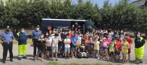 casapulla summer protezionecivile 300x133 INCONTRO SULLUSO IMPROPRIO DEI PETARDI AL CASAPULLA SUMMER CAMP