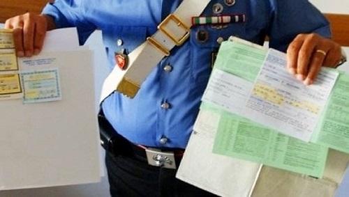 cc1 ISERNIA, FALSE RESIDENZE E RC AUTO: TRE DENUNCIATI DAI CARABINIERI DI RIONERO SANNITICO
