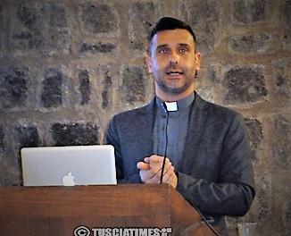 don sebastiano pinto XXIV SETTIMANA BIBLICA DI CASERTA ALLA BIBLIOTECA DIOCESANA