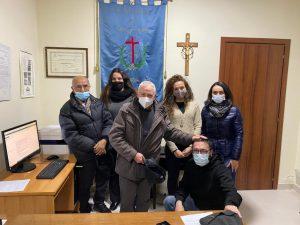 misericordia staff 300x225 MISERICORDIA GUARDIA SANDRAMONDI, CHIARA FILIPPELLI NUOVA VICEPRESIDENTE