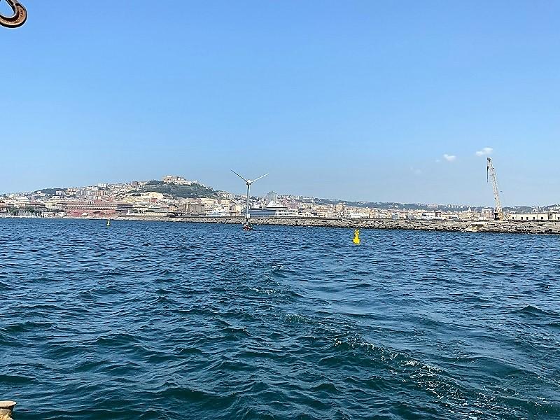 porto NAPOLI ENERGIE RINNOVABILI, VARATO NEL PORTO DI NAPOLI IL PRIMO LABORATORIO DI RICERCA