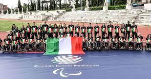3.Atleti Cip a Tokyo XVI PARALIMPIADE DI TOKYO 2021: LA CAMPANIA SETTIMA TRA LE REGIONI ITALIANE