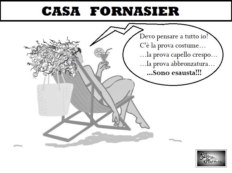 CASA FORNASIER OSPEDALE SAN ROCCO, CLASSE DIRIGENTE & FERRAGOSTO DELLO SCUORNO