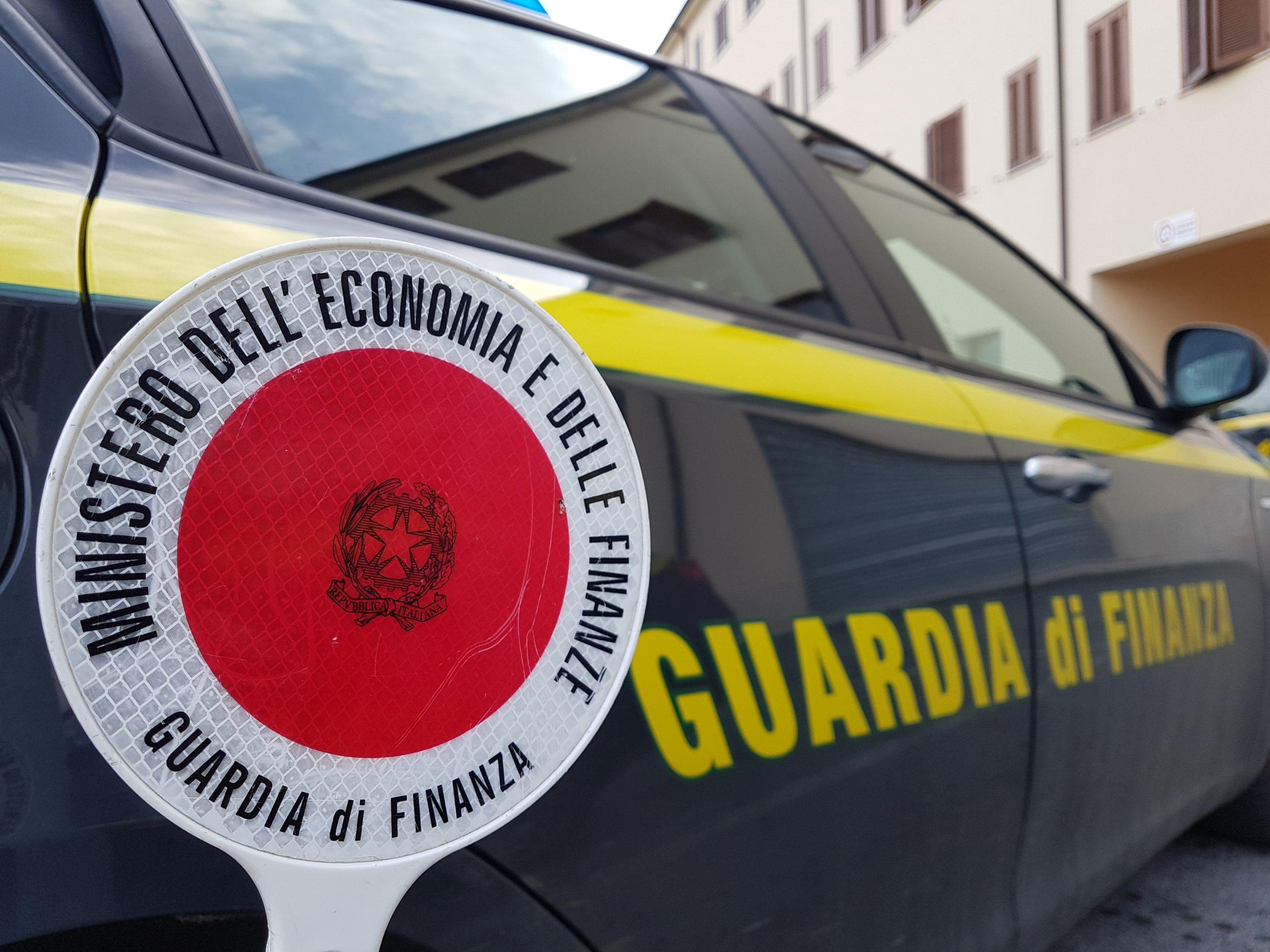 GdF Frosinone scaled FROSINONE, DISSESTO DEL COMUNE DI PIGNATARO INTERAMN: RICHIESTA SANZIONE PECUNIARIA A CARICO DEGLI AMMINISTRATORI