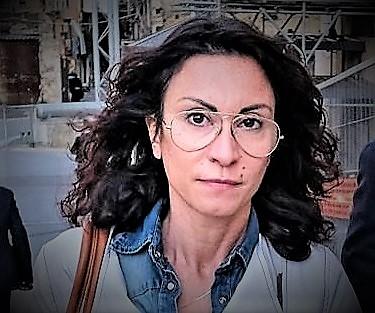 Giuseppina Occhionero deputata di Italia Viva MOLISE, VASTO INCENDIO A CAMPOMARINO: LINTERVENTO DI OCCHIONERO (Iv)