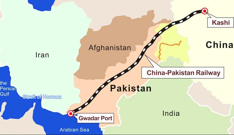 Porto Gwadar COSA HANNO PIANIFICATO GLI USA IN AFGHANISTAN?