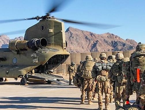 afghanistan DONALD TRUMP E IL GOVERNO ORWELLIANO