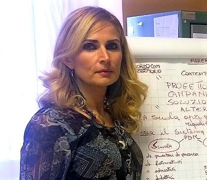 "carmela mascolo SANTA MARIA C.V., NUOVA DS ALL'ISTITUTO ""DA VINCI"""