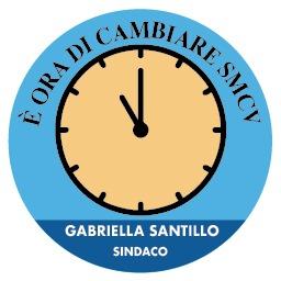 %name È ORA DI CAMBIARE SMCV, LA PRIMA CIVICA UFFICIALIZZATA DA GABRIELLA SANTILLO