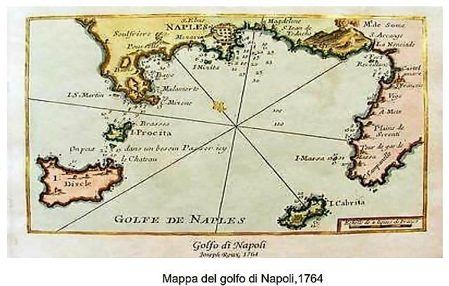 """mappa golfo napoli LA CULTURA NON ISOLA"""": PROCIDA TRA MITO, RESPONSABILITÀ E FUTURO"""