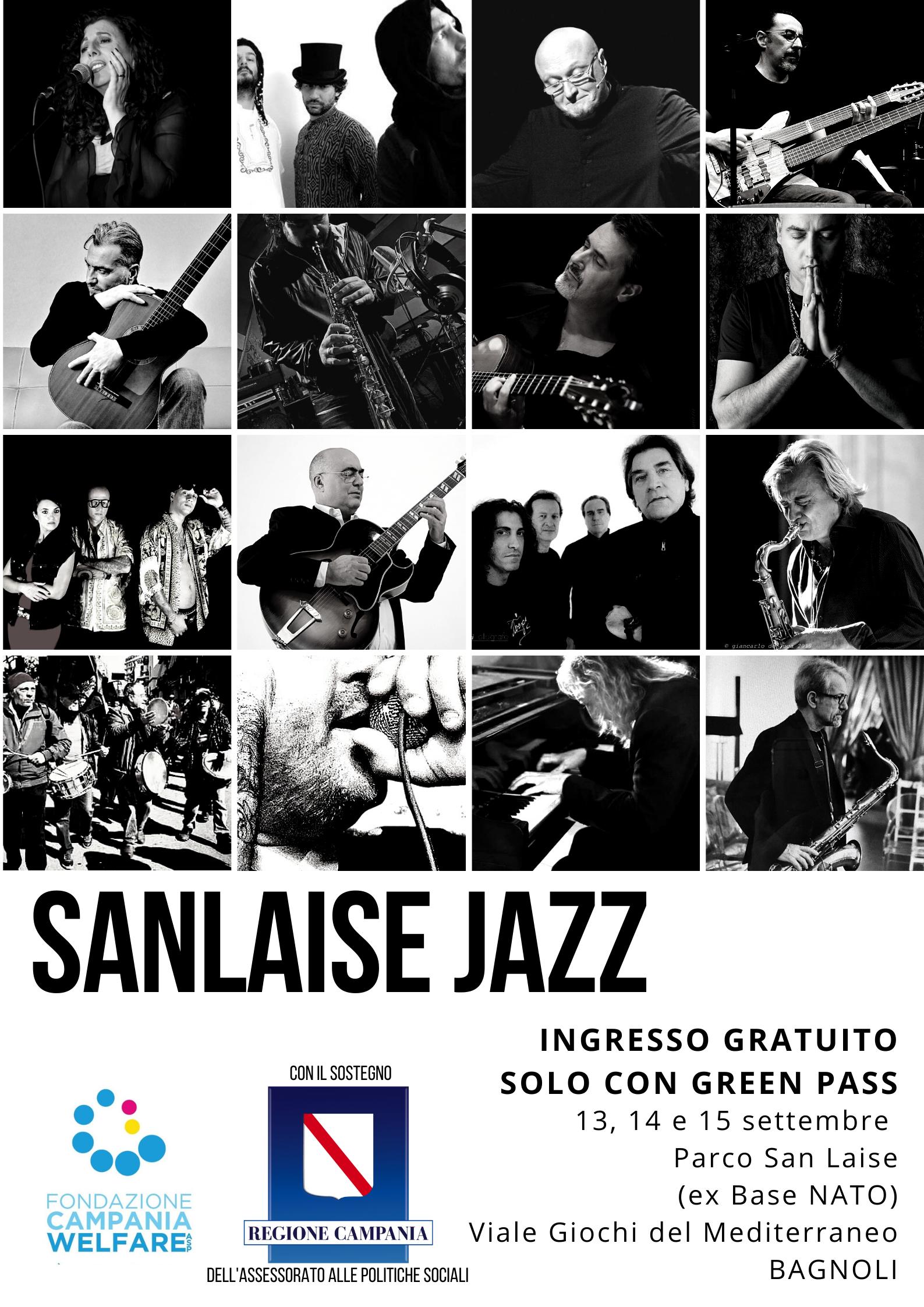 sanlaise jazz 2 BAGNOLI, SANLAISE JAZZ 2021: IL FESTIVAL CHE PRODUCE!