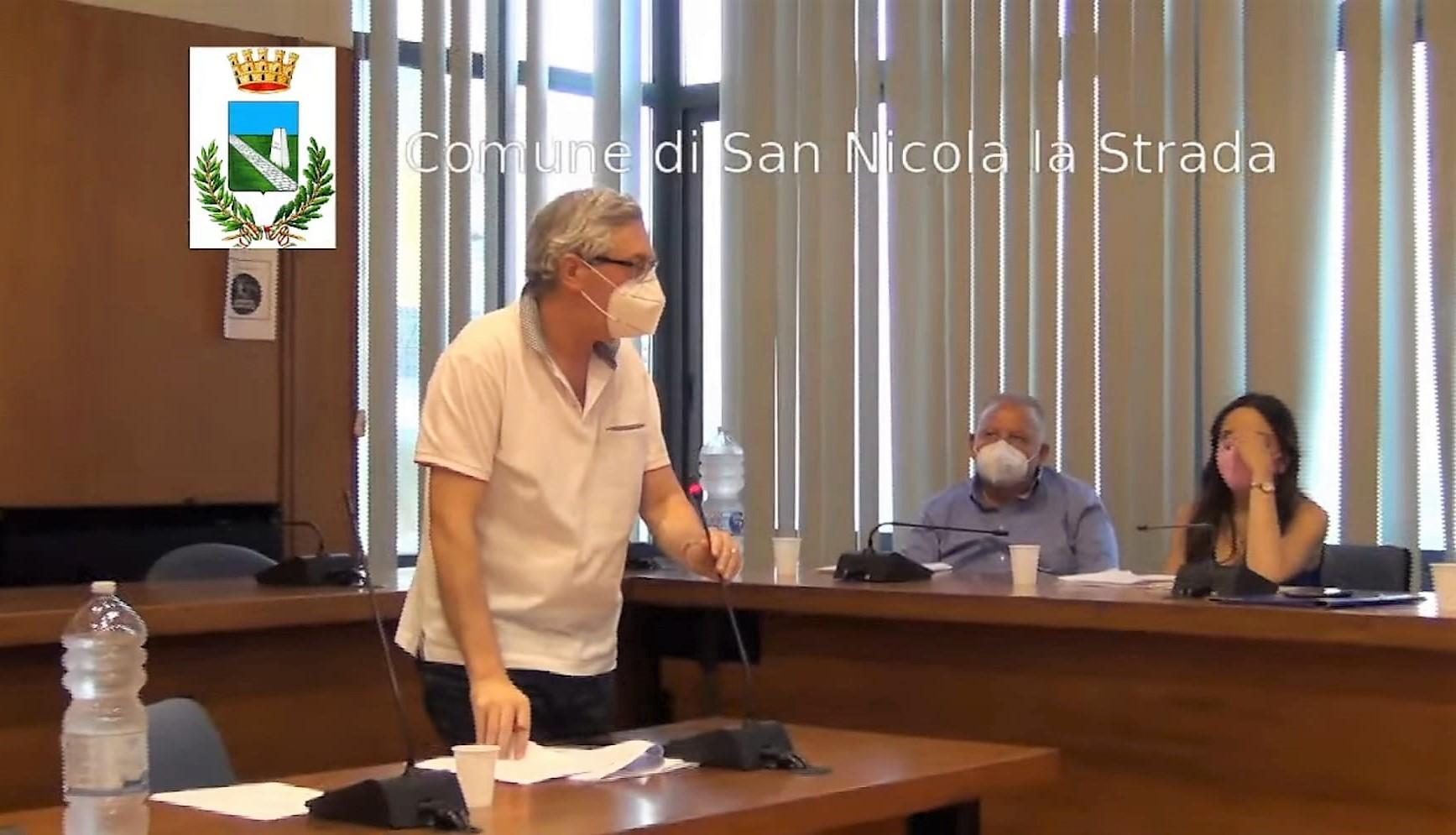 %name SAN NICOLA LA STRADA, FRANCESCO BASILE: CHIEDEREMO LE DIMISSIONI DELL'ATTUALE AMMINISTRAZIONE