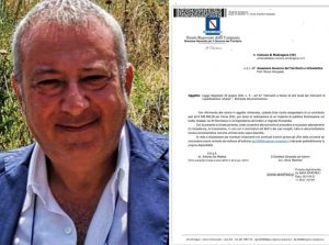 PACIFICO E NOTA REGIONE 300x223 MONDRAGONE, 500MILA EURO PER RIQUALIFICAZIONE DOMITIANA