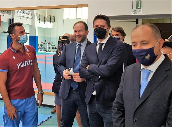 """%name AMMINISTRATIVE CASERTA, ZINZI: """"DA MOLTENI SEGNALE IMPORTANTE PER LA SICUREZZA URBANA"""""""