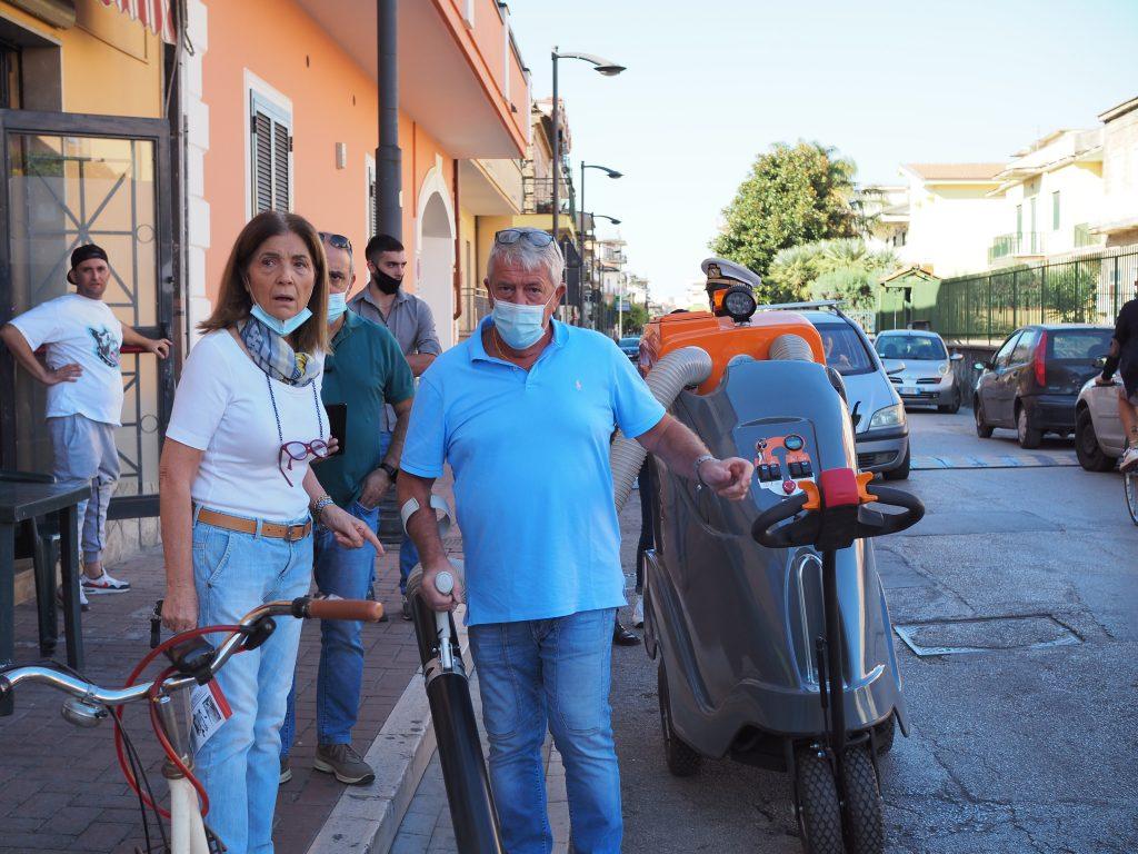 spazzatrice 1024x768 AMMINISTRATIVE SAN PRISCO, DI FELICE (SPAZIO APERTO): I RIFIUTI COME RISORSA, ECCO COME...