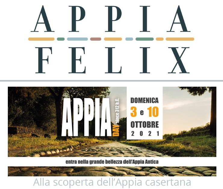 APPIA DAY APPIA FELIX, DOMENICA APPIA DAY 2021