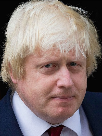 Boris Johnson 4 BORIS JOHNSON E LARCO DI CRISI NUCLEARE CONTRO LA CINA