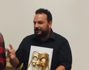 Laperuta Gigi Recale 300x238 GIGI LAPERUTA PREMIATO AL SOGNA TEATRO FILM FESTIVAL